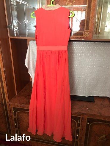 Платье турецкое , размер s , одевала 2 раза, в Бишкек
