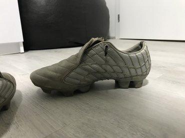 Adidas f50 adizero kopacke polovne broj 39 1/3, 24cm, u vrlo dobrom st - Jagodina