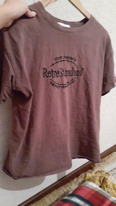 принт на футболку бишкек in Кыргызстан | ФУТБОЛКИ: Продаю футболку срочно