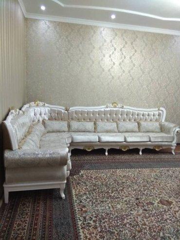 Угловая классическая мебель,из натурального массива. в Лебединовка