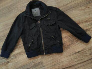 Za decu | Kragujevac: Teget jaknica 92/98 za dečaka, kao nova. Po merama odgovara 104