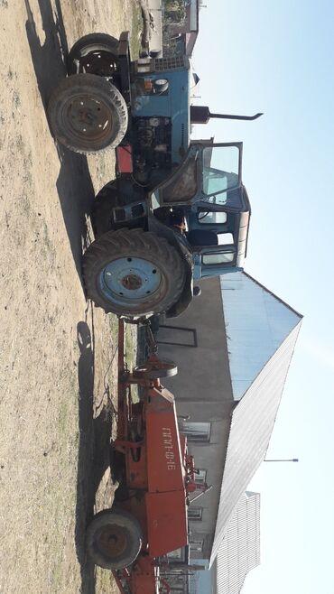 синяя kia в Ак-Джол: Сельхозтехника