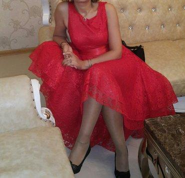 Sumqayıt şəhərində платье вечернее.размер 38-40.