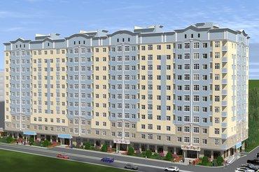 1 комнатные квартиры от 19800 рассрочка 12 месяцев! в Бишкек