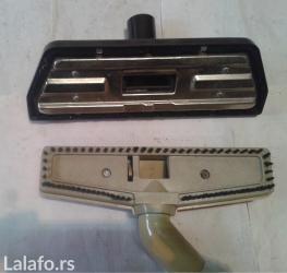Instrumenti | Nova Pazova: Prodajem dve vrste četki /priključci/ za usisivače, za koje neznam,ako