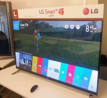 krosnu aparati - Azərbaycan: Televizor,2020 son model Lg smart tv,demek olar tezedi Wi-Fi internet