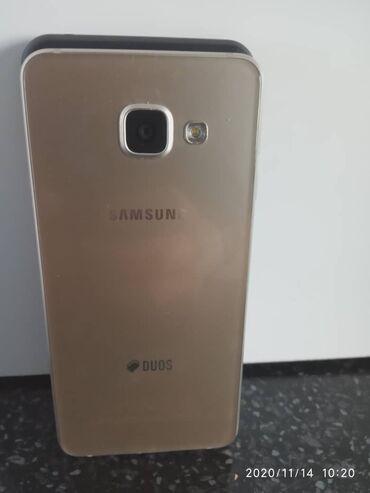 Renault megane 2016 - Кыргызстан: Новый Samsung Galaxy A3 16 ГБ Золотой