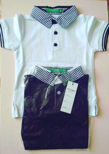 Продаются футболки с воротником для в Бишкек