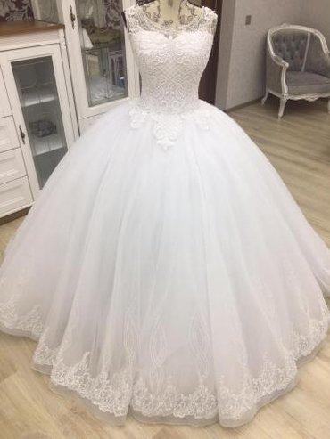 новые свадебные платье, есть в наличии модели разные, из европы. цена в Бишкек