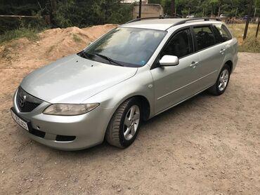 Транспорт - Ош: Mazda 6 2 л. 2003 | 399999 км