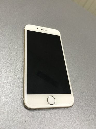 Продаю Iphone 6 gold 128 GB. в Бишкек