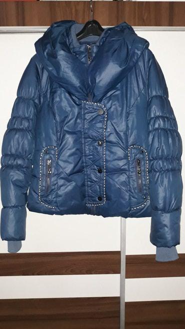 Zimska jakna, plave boje, izuzetno očuvana, broj XXL , ali odgovara - Nis