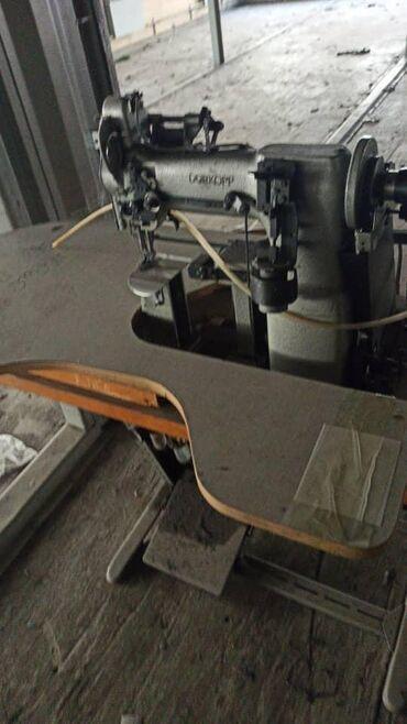 швейная машина в Кыргызстан: Швейный машина втачка