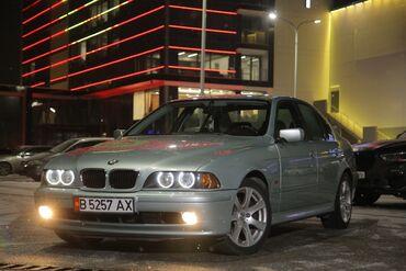 диски на авто r14 в Кыргызстан: BMW 5 series 2.2 л. 2001
