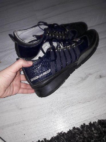 Dsquared kacketi - Srbija: Dsquared 2 cipele patike br 40