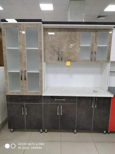 Кухня из акрила глянец размер 2 метра в Бишкек