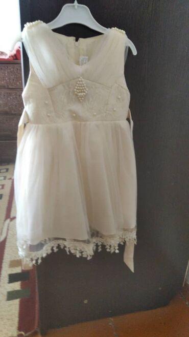 Платье на 2 - 3г новая один раз одели покупали за 1500 отдам за 700