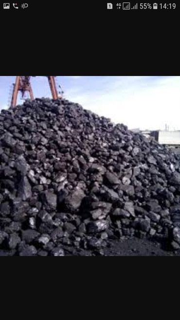 Уголь отборный камковой с доставкой в Бишкек
