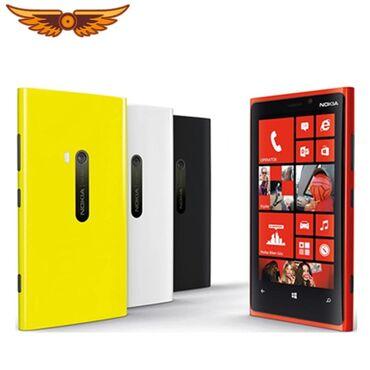 Orijinal Nokia Lumia 920 cep telefonları 4.5 inç kapasitif ekran çift