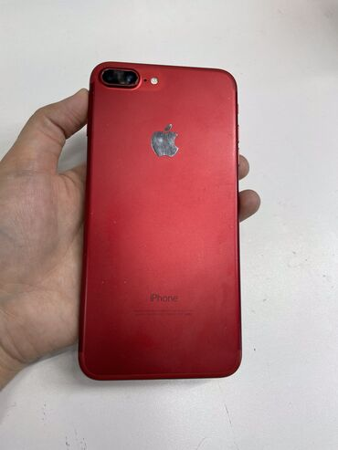 Б/У iPhone 7 Plus 256 ГБ Красный