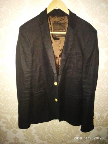 Мужской пиджак ZARA размер на M,L в Бишкек