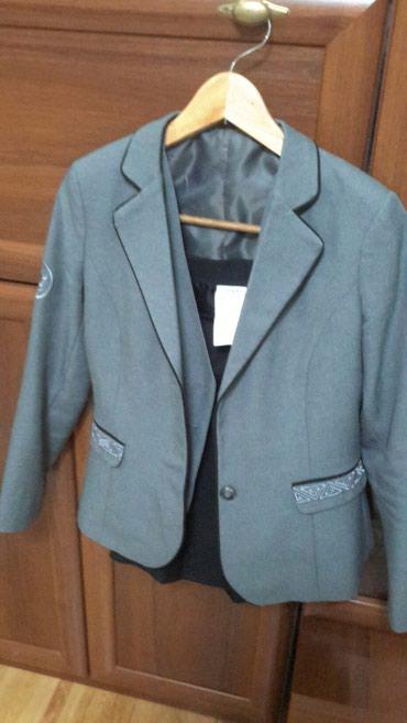 Школьный  костюм  для девочки старших в Сокулук