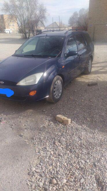 ford mondeo dvigatel в Кыргызстан: Ford Focus 1.8 л. 2002 | 1111 км