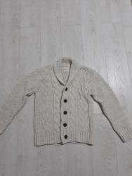 Ostala dečija odeća | Novi Pazar: Zara dzemper jaknica za devojcice 11.12 god