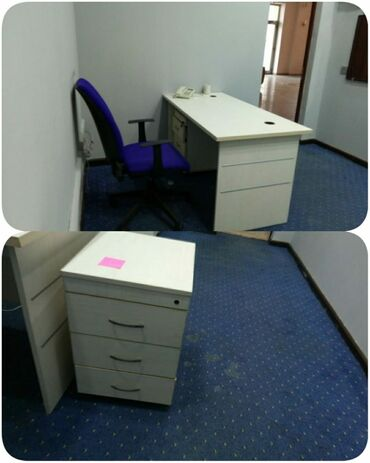 ofis mebeli satilir в Азербайджан: Ofis mebeli satilir.stol stul tumbucka yaxsi veziyyetdedi.Unvan