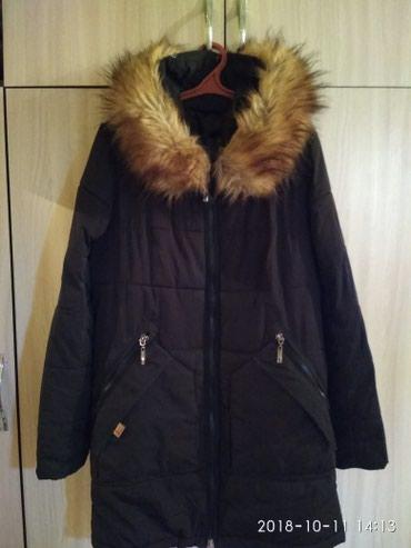 Женская куртка, состояния отличное,размер 46-48, в Бишкек