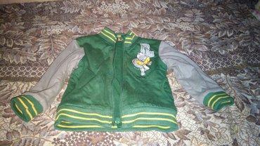 верхняя одежда для мальчиков эрдэнэт в Азербайджан: Двусторонняя тёплая куртка на мальчика 1г