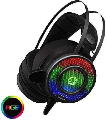 провод для наушников в Азербайджан: Gamemax G200 RGB nauşnikGamemax G200 Gaming HeadphoneQoşulma: USB2.0