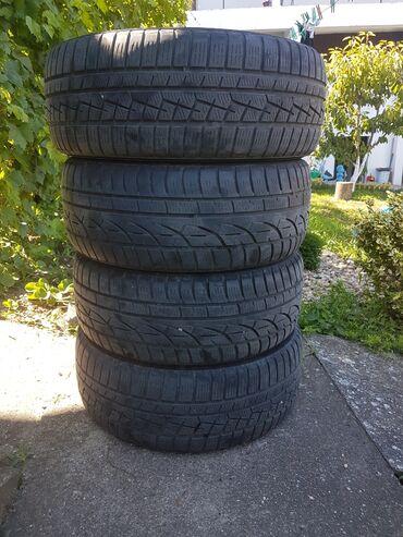 Auto gume - Srbija: GUME M+SDve gume su dimenzija 195/50 R15 marke Hankook.Dve su Yokohama