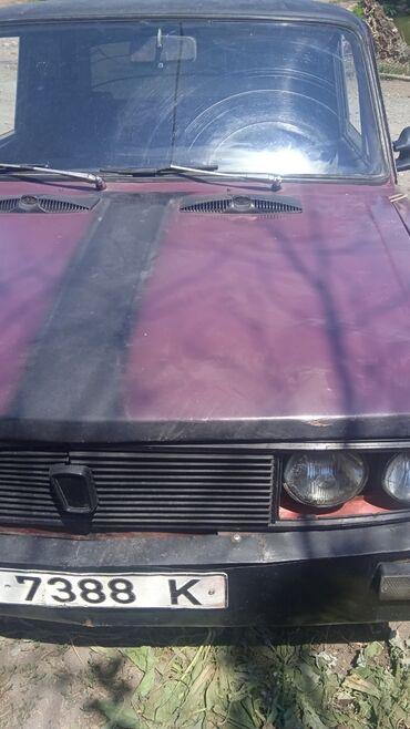 Транспорт - Чат Кёль: ВАЗ (ЛАДА) 2106 1.5 л. 1982