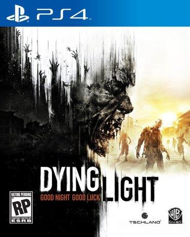 Dying light ps 4 üçün в Баку