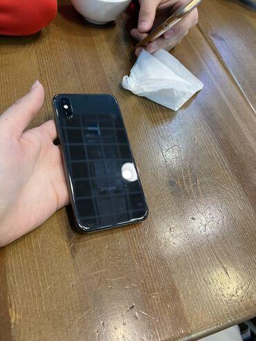 зарядка meizu в Кыргызстан: Б/У iPhone Xs 256 ГБ Черный