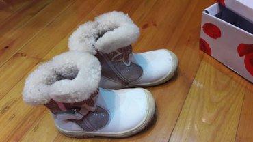 кожа, натур.мех размер 23  в Бишкек