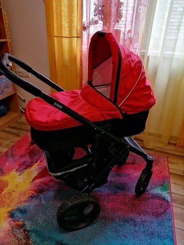Zenska odeca i obuca - Srbija: Kolica za bebu 2u1, švedske proizvodnje, model Brio Sing. Set obuhvata