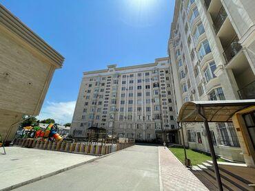 Продажа квартир - Жженый кирпич - Бишкек: Элитка, 3 комнаты, 120 кв. м Бронированные двери, Видеонаблюдение, Лифт