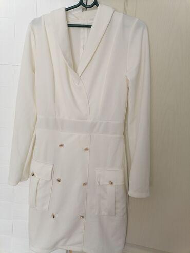 Nova sako-haljina, nije providna ima postavu