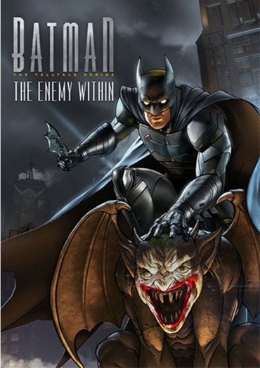 PC Igra Batman: The Enemy Within 1-5 Episode(2017) - Beograd