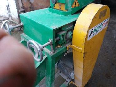 Плющилка зерна турецкий одно фазный произ 300-400 кг час в Бишкек