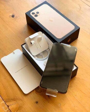 Νέα IPhone 11 Pro Max 256 GB Χρυσός