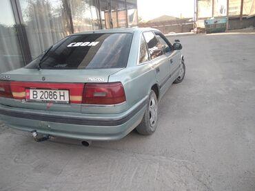 Mazda 626 2 л. 1988 | 111111111 км