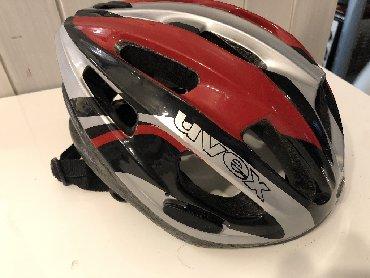 Biciklo - Srbija: Kaciga br.35 UVEX, uvoz CH