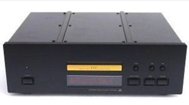 CD player TEAK VRDS -10 HIGH END RARE /GOLD πολύ καλή κατασταση