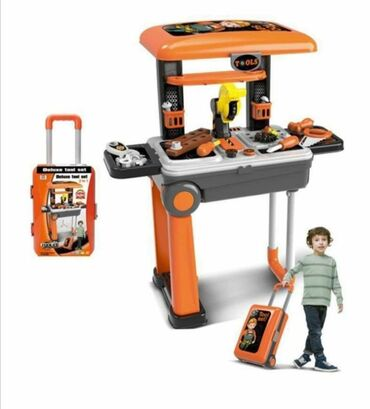 Kofer set - Igracka za decake - kofer sa alatom- TOOL SET Kofer set za