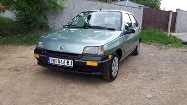 Renault Clio 1.2 l. 1991 | 220000 km