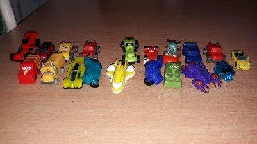 Игрушки от Киндера.Около 90шт