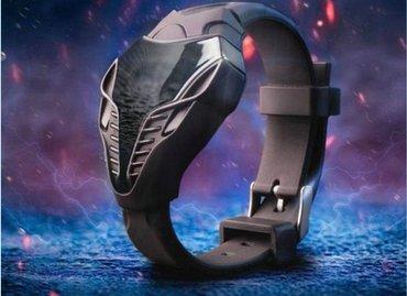 Sportski cobra dizajn led digitalni sat novo - Uzice